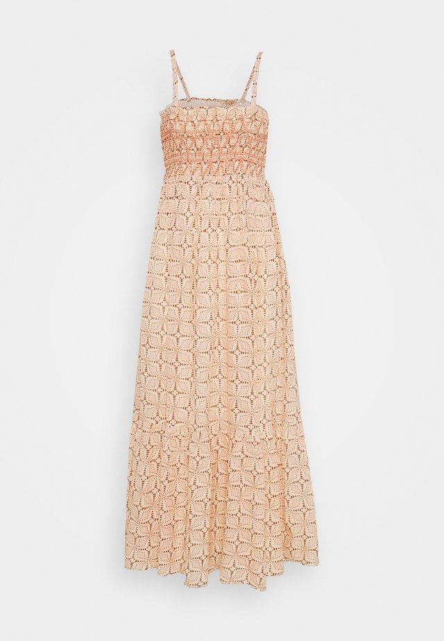 ROYA - Korte jurk - beige