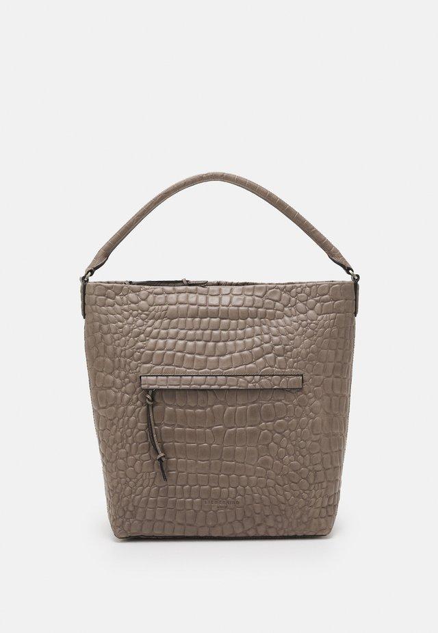ANHOBO - Shoppingveske - honey grey