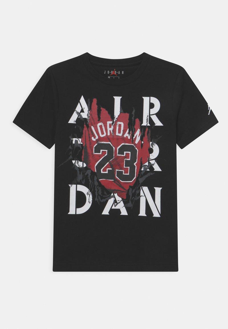 Jordan - RAGING BULL - Print T-shirt - black