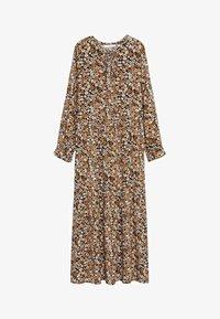 Mango - ELI-A - Maxi dress - black/brown - 4