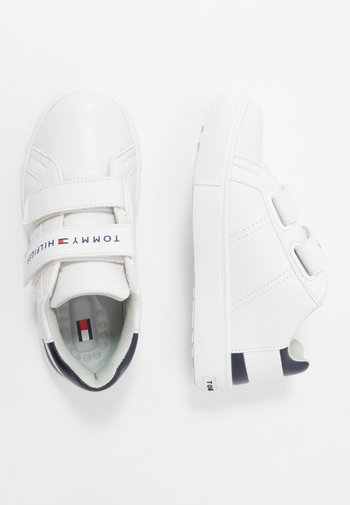 Sneakersy niskie - white/blue/red