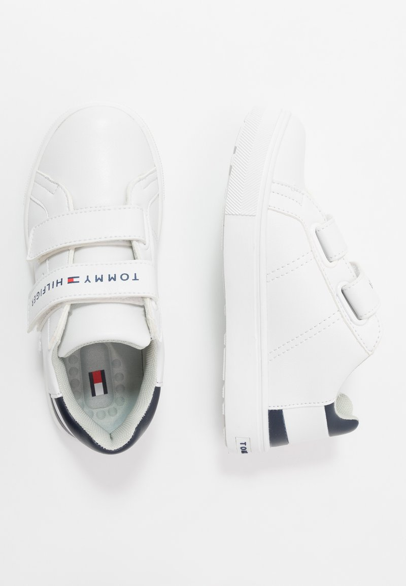 Tommy Hilfiger - Zapatillas - white/blue/red