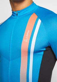 LÖFFLER - BIKE HOTBOND® - Print T-shirt - brillant blue - 5