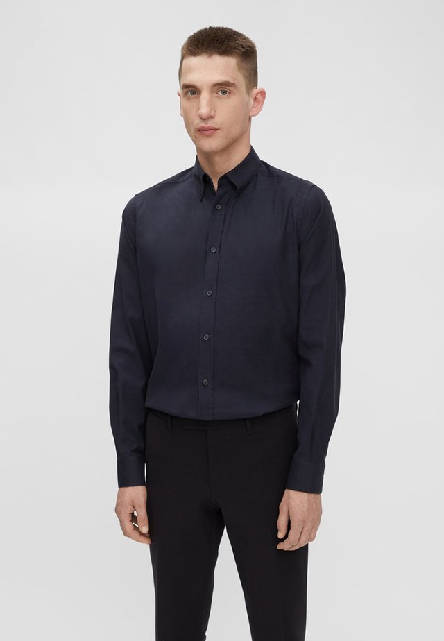 STRETCH OXFORD - Koszula - jl navy
