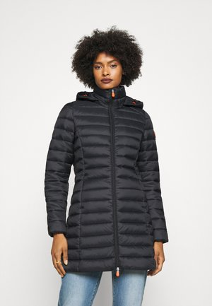 GIGA CAROL - Zimní kabát - grey black