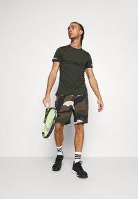 Björn Borg - AUGUST SHORTS - Sports shorts - olive - 1