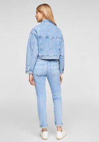 Q/S designed by - Denim jacket - blue - 2