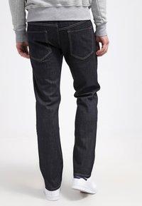 Volcom - SOLVER DENIM PANT - Straight leg jeans - rinse - 2