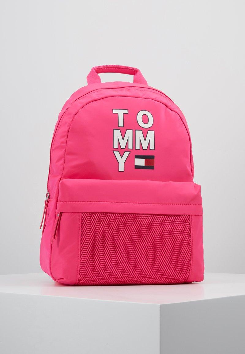 Tommy Hilfiger - KIDS BACKPACK - Batoh - pink