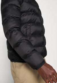 Marc O'Polo - JACKET REGULAR FIT - Light jacket - black - 3