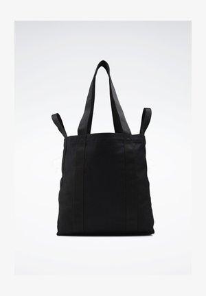 CLASSICS FOUNDATION TOTE - Tote bag - black
