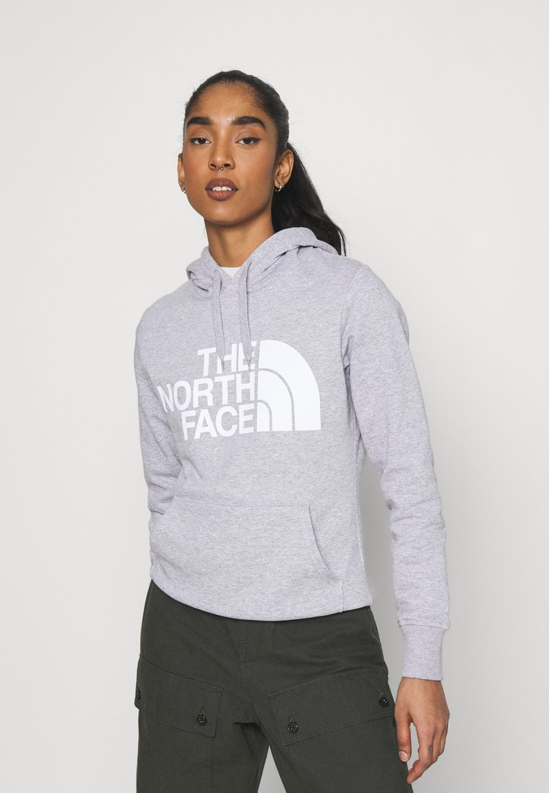 The North Face - STANDARD HOODIE - Hoodie - light grey heather