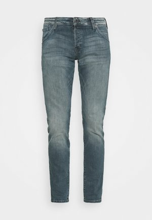 JJIGLENN JJFOX AGI - Slim fit jeans - blue denim