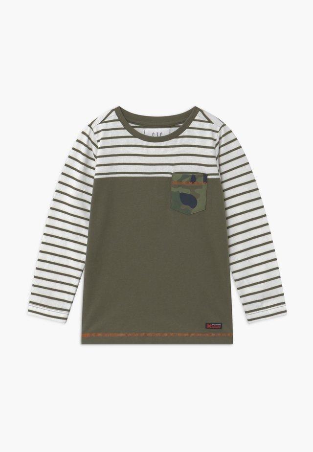 KID - Langarmshirt - olive