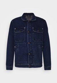 MADS JACKET - Denim jacket - blue