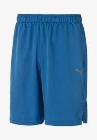 Puma - Shorts - indigo bunting - 0