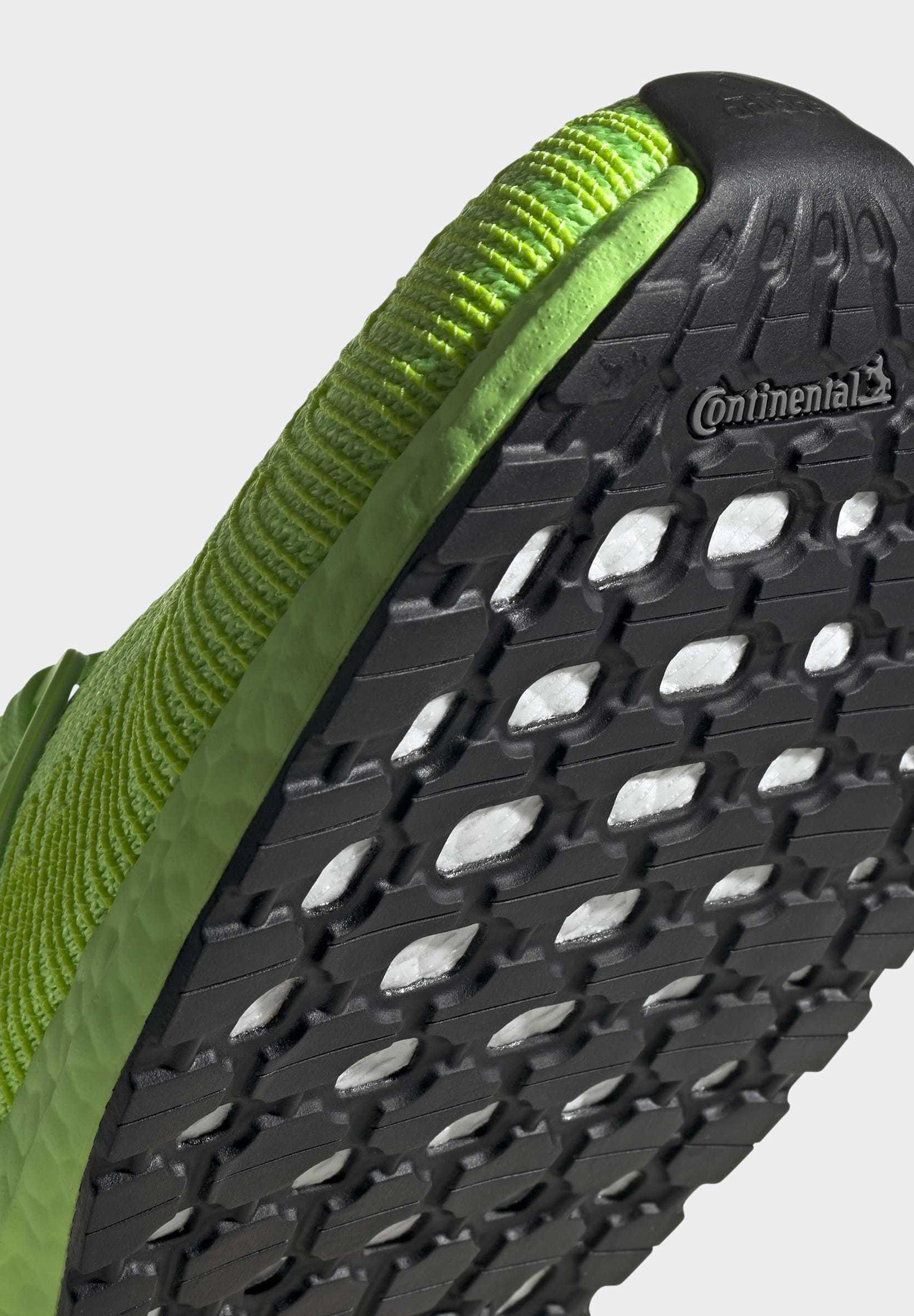 adidas Performance ULTRABOOST 20 SHOES - Laufschuh Stabilität - green/grün - Herrenschuhe TmAfF
