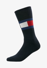 Tommy Hilfiger - FLAG  - Calcetines - dark navy - 1