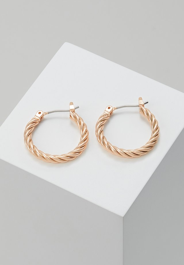 EARRINGS CECE - Oorbellen - rose gold-coloured