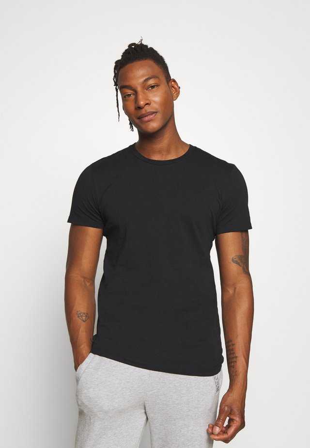 URBAN TEE - T-shirt basique - black