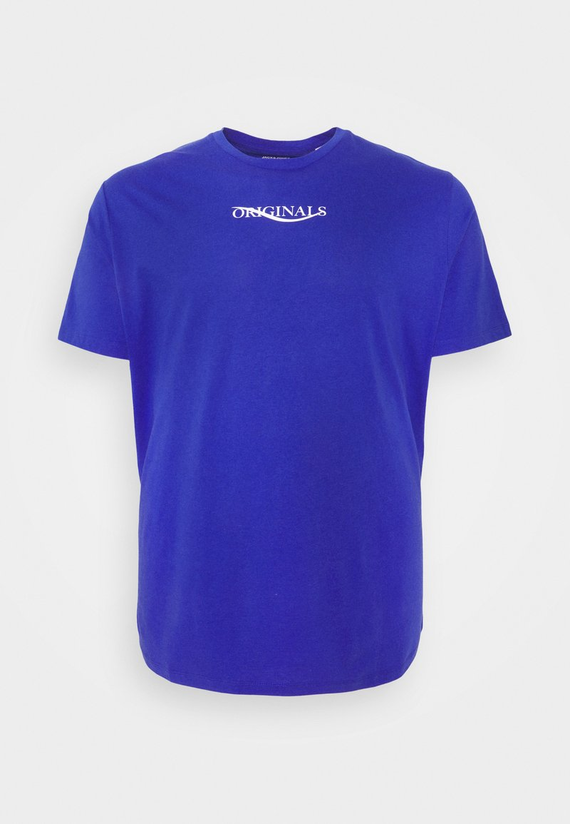 Jack & Jones - JORELIAS TEE CREW NECK - T-shirt med print - surf the web