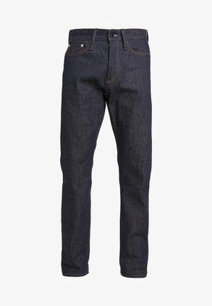 CROP SELVAGE - Relaxed fit jeans - blue