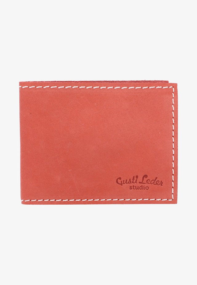 DANNY - Wallet - red