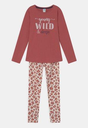 Pyjama - rosewood