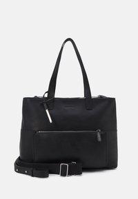 Marc O'Polo - ANNIKA - Tote bag - black - 0