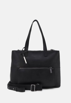 ANNIKA - Tote bag - black