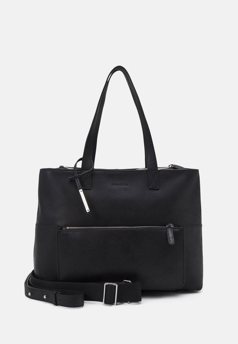 Marc O'Polo - ANNIKA - Tote bag - black