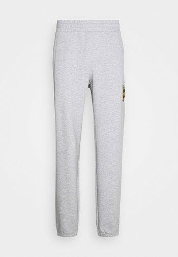 COLLEGIATE CREST UNISEX - Pantaloni sportivi - light grey