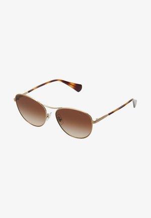Solglasögon - roségold-coloured