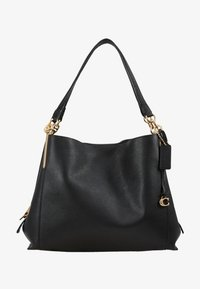 Coach - DALTON SHOULDER BAG - Handbag - gold/black - 5