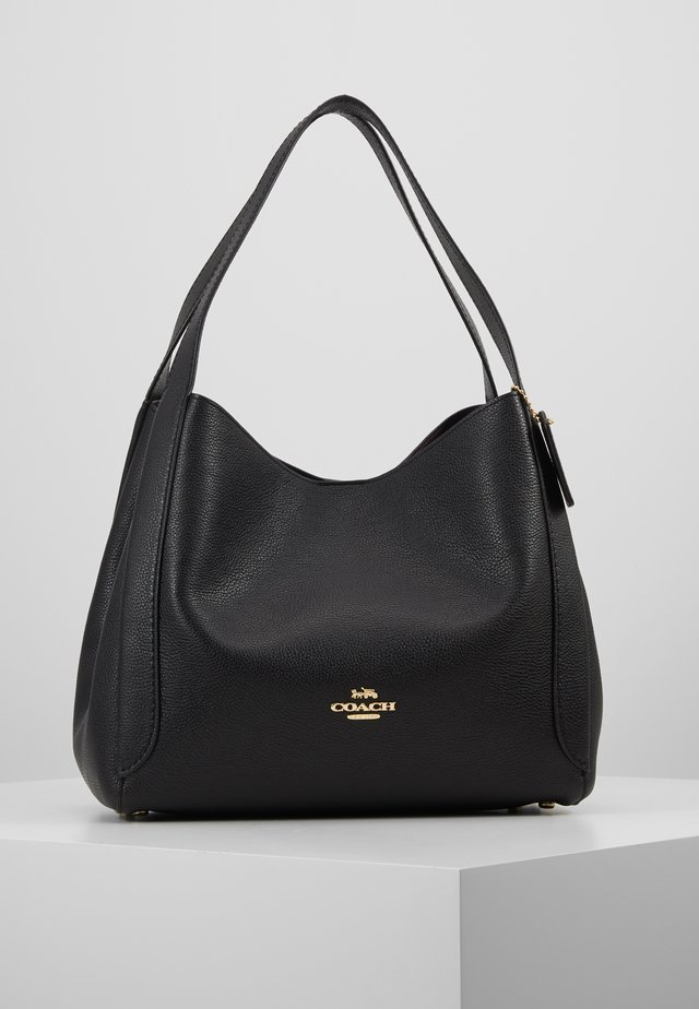 POLISHED HADLEY - Handtas - black