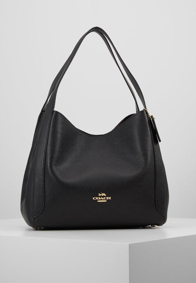 POLISHED HADLEY - Håndtasker - black
