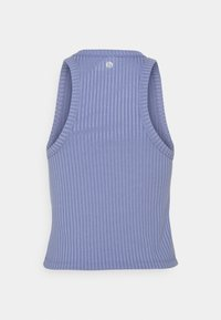 Cotton On Body - LIFESTYLE RACER TANK - Top - periwinkle - 6