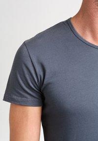 Sloggi - 24/7 O-NECK 2 PACK - Undershirt - stormy grey - 4