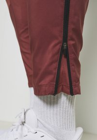 Nike Performance - ELITE PANT - Tracksuit bottoms - claystone red/reflective silver - 3
