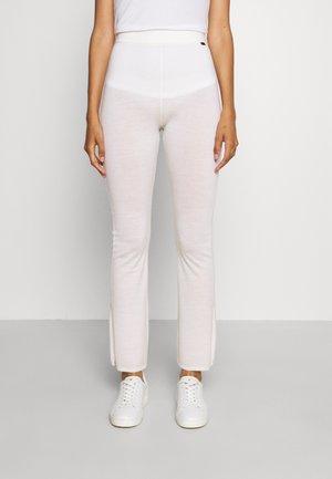 FELLINI DHARMA - Pantalon de survêtement - off white