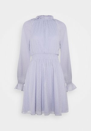 DRESS - Day dress - dusty blue