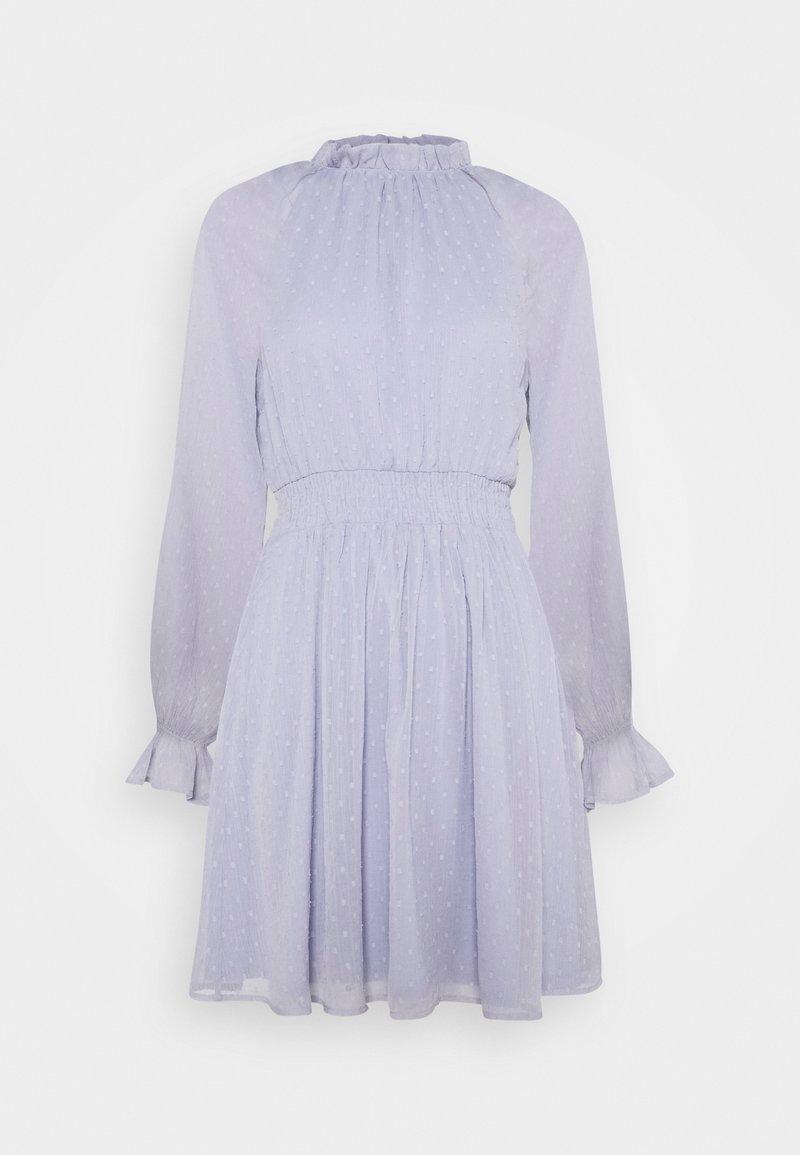 Nly by Nelly - DRESS - Kjole - dusty blue