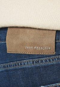 True Religion - ROCCO DESTROYED - Skinny džíny - blue denim - 4