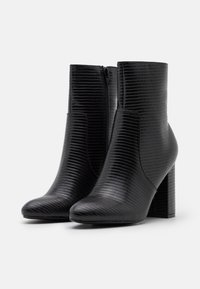 Miss Selfridge - BAMBOO SHAFT BOOT - Botki na obcasie - black - 2