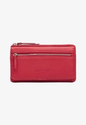 Wallet - red pepper