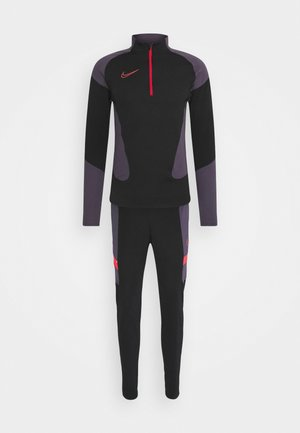 DRY ACADEMY SUIT - Dres - black/siren red