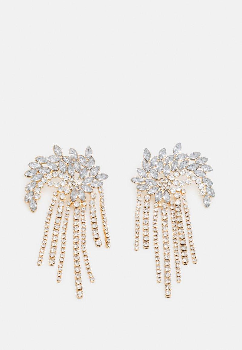 Fire & Glory - XENIA EARRINGS - Boucles d'oreilles - silver-coloured
