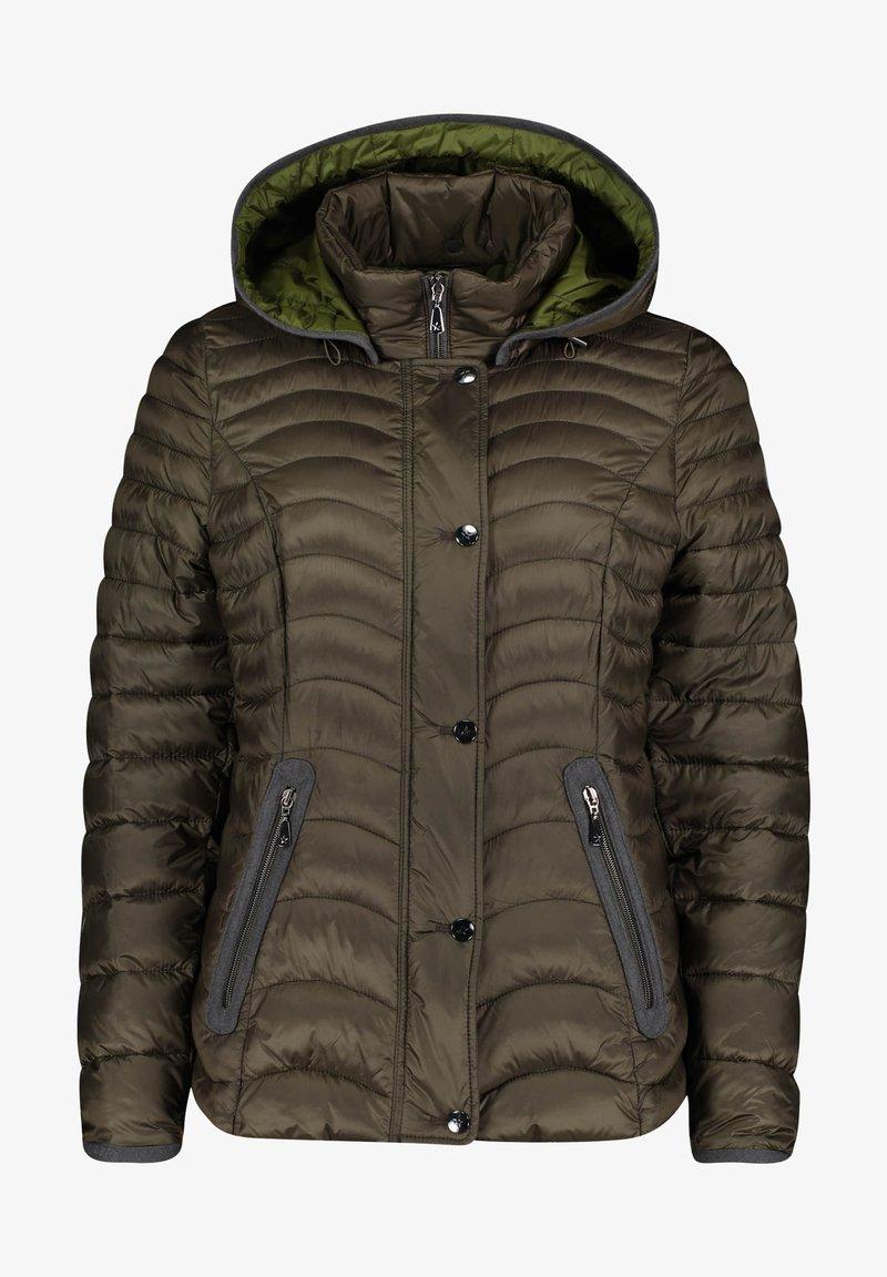 Gil Bret - Winter jacket - dark khaki