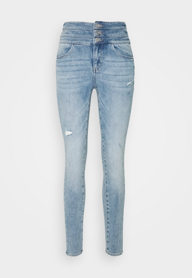 Miss Sixty - ATTACK - Slim fit jeans - blue denim