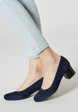 Classic heels - blue